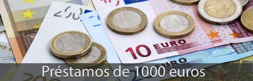 préstamos de 1000 euros